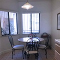 Vista Apartments Breakfast Area
